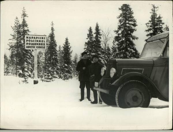 Finlande, siècle précédent. (c) Life